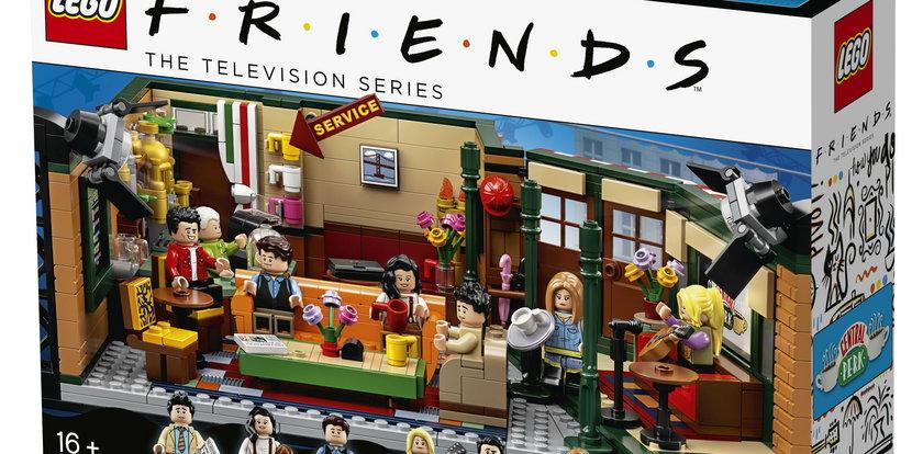 """25 lat serialu""""Przyjaciele"""", oto prawdziwa gratka dla fanów"""