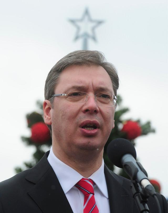 Vučić: Nova godina treba da bude početak velikog odskoka