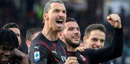 Ibrahimovićz golem dla Milanu. Piątek na ławie