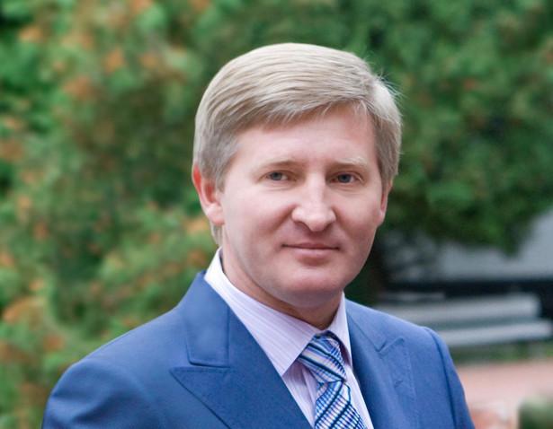 Rinat Achmetow jest też właścicielem Szachtara Donieck, którego stadion też został przejęty przez separatystów