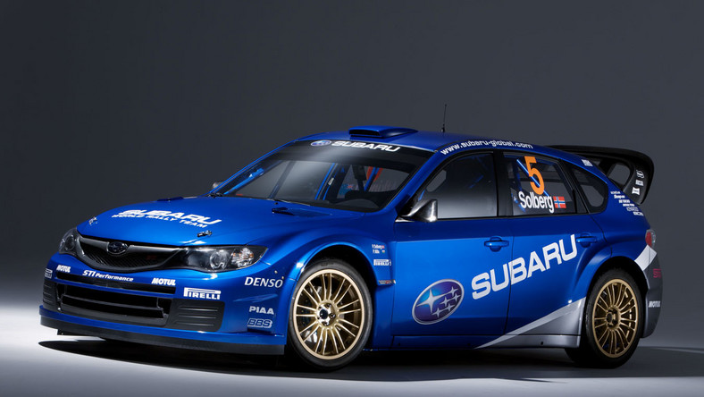 Niezła impreza od Subaru