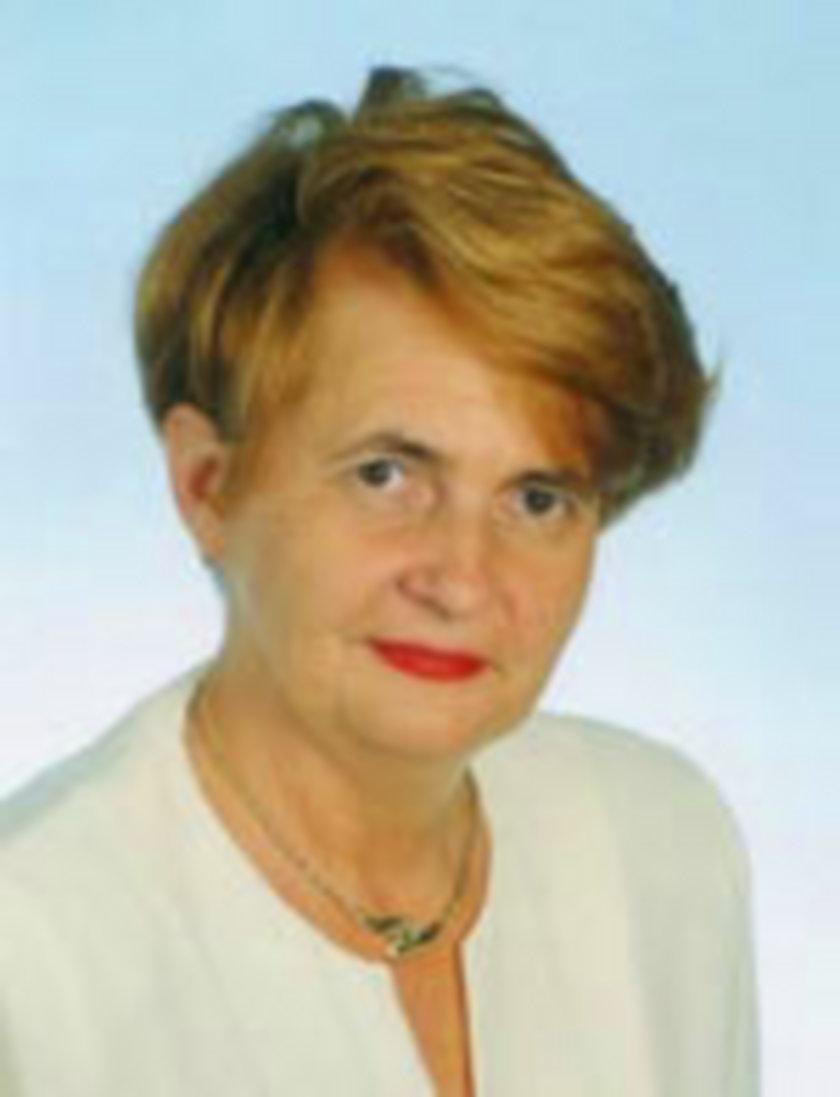 Elżbieta Lejbrandt z sanepidu