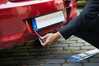 Kara za niezarejestrowanie na czas pojazdu nie jest tak dowolna, jak by się wydawało