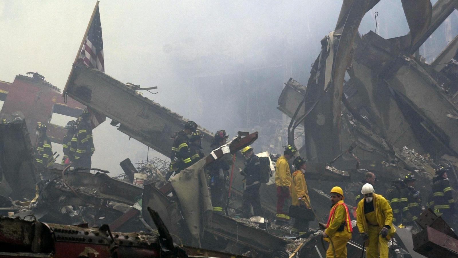 """Polskie historie z World Trade Center. """"W tym przypadku czas nie leczy ran"""""""