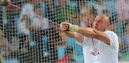 Ziółkowski walczy o medal dla synka