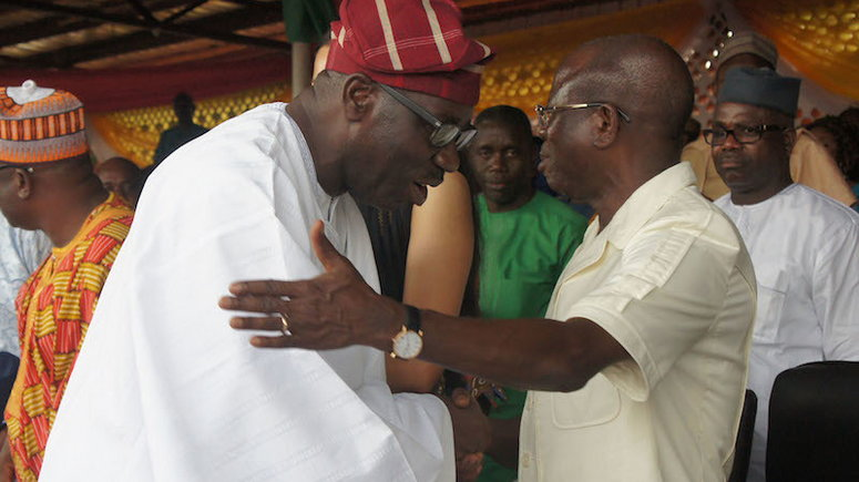 The options before Obaseki as Oshiomhole rubs his nose in the sand ...