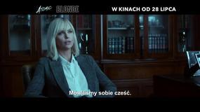 """""""Atomic Blonde"""": drugi polski zwiastun"""