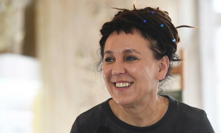 Olga Tokarczuk to wybitna pisarka