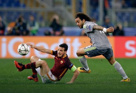 Alesandro Florenci smatra da je Roma oštećena za penal