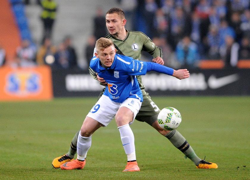 Lech Poznań – Legia Warszawa 0:2