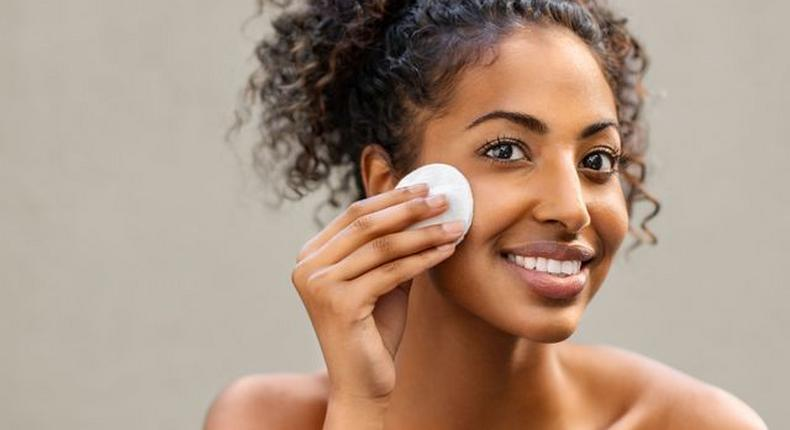 Cleansing your skin is the first step to glowing skin