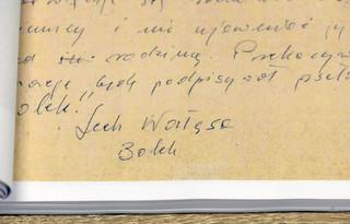 Lech Wałęsa donosił na stoczniowców? Historycy oceniają akta TW Bolka