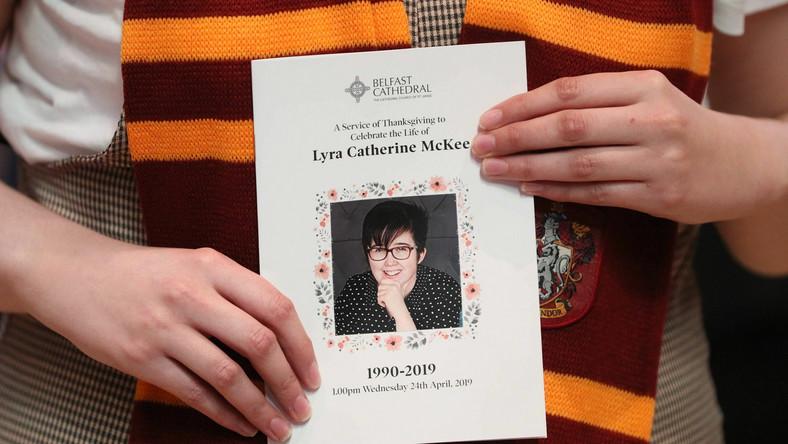 Zmarła Lyra McKee miała tylko 29 lat