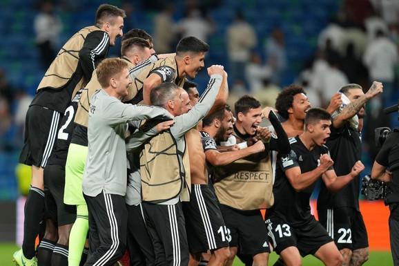 Poraz Realu nije ništa u odnosu na to šta je Šerif URADIO NAKON MEČA! Žestok šamar i provokacija prvaka Moldavije, svet se smeje Madriđanima