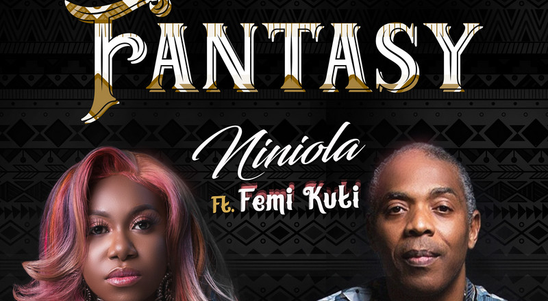 Niniola features Femi Kuti in colorful video for, 'Fantasy'