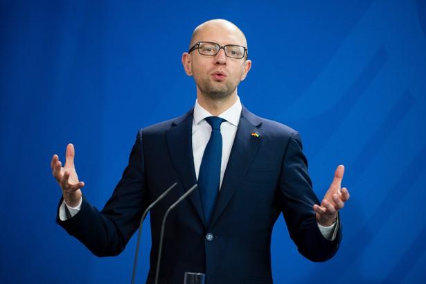 Politolog o dymisji premiera Ukrainy: Będzie przyspieszenie albo głębszy kryzys
