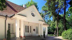 Muzeum Józefa Piłsudskiego w willi Milusin w Sulejówku w 2017 roku - otwarcie później niż planowano