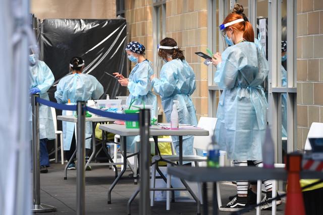 Laboratorija u Melburnu