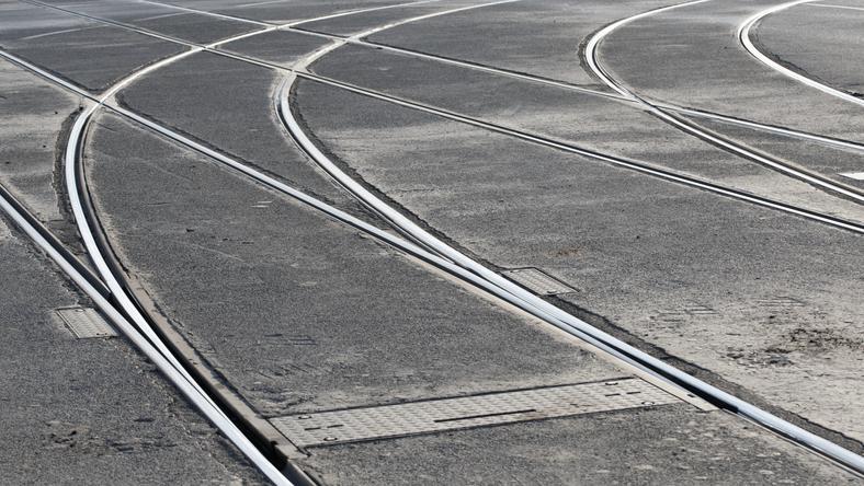 Rozpoczyna się naprawa torów tramwajowych w Olsztynie