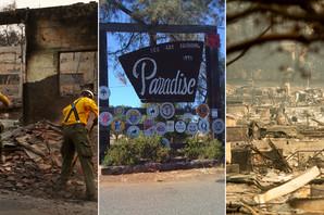 NEKADA RAJ, DANAS PEPEO Gradić u Kaliforniji koji je VATRA POTPUNO UNIŠTILA već je dva puta izbegao istu sudbinu (FOTO)