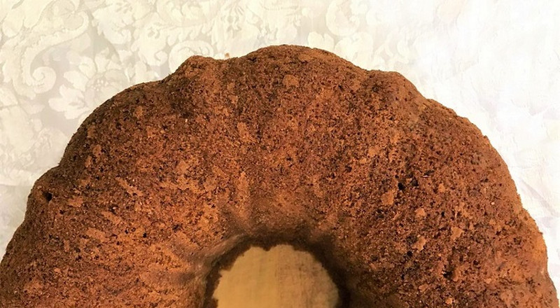 The ultimate bundt-style Spiced Banana Bread