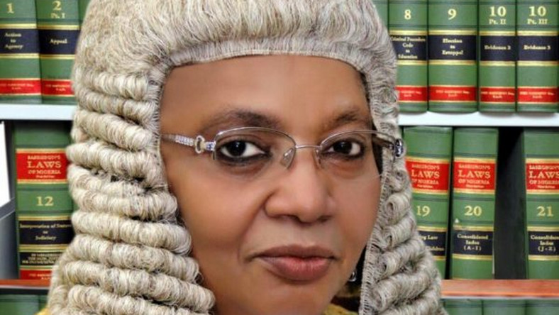 Justice Zainab Bulkachuwa, President of Court of Appeal (NAN)
