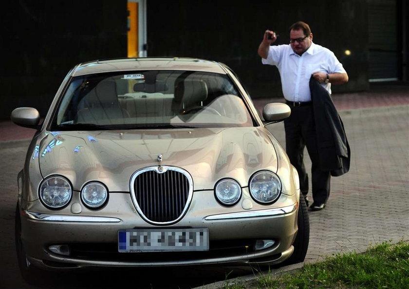 Kalisz sprzedaje jaguara. Czyżby kryzys?