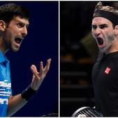 """""""NOVAK I RODŽER NISU U DOBRIM ODNOSIMA!"""" Federer se NASLAĐIVAO zbog pobede u Londonu iz ovog razloga u jeku optužbi da LAŽE!"""