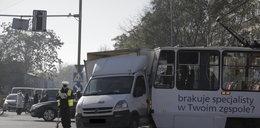 Tramwaje utknęły w 3 wypadkach
