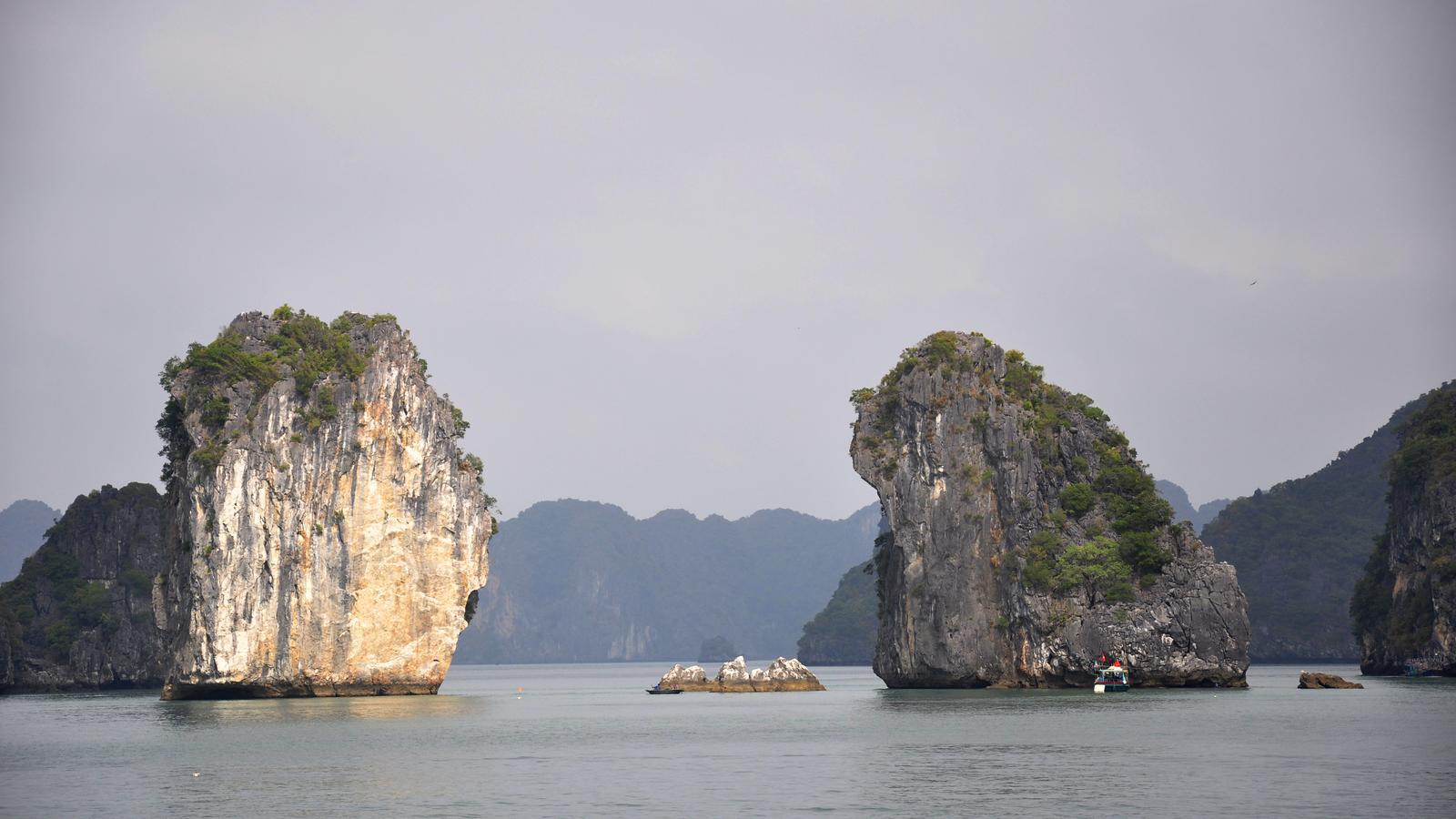 Wietnam. Smok nieba i smok oceanu