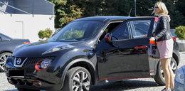 Moro kupiła sobie nowe auto
