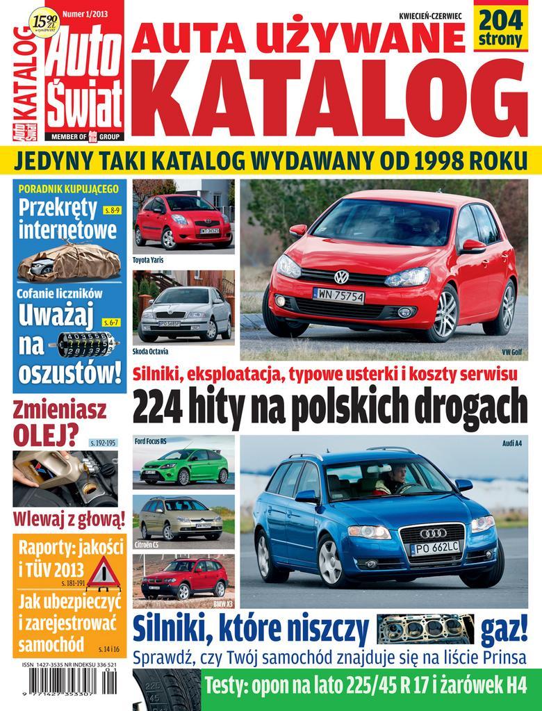 Auta Używane 2013 - katalog Auto Świata