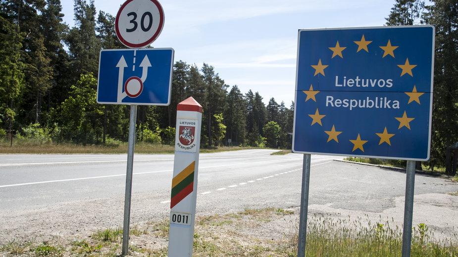 Litwa: obowiązkowa kwarantanna dla przyjeżdżających z Polski
