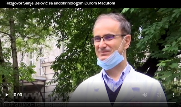 Endokrinolog Đura Macut