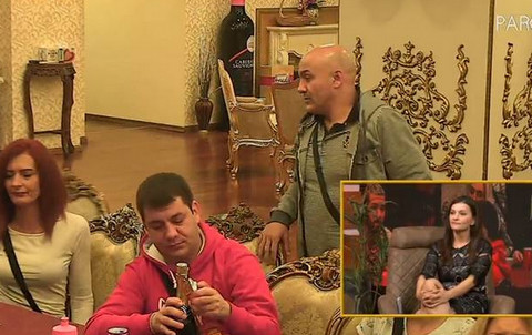 """Slavlje u """"Parovima"""": Baki B3 dobio dete!"""