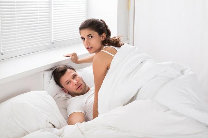 Uhvatila supruga u preljubi