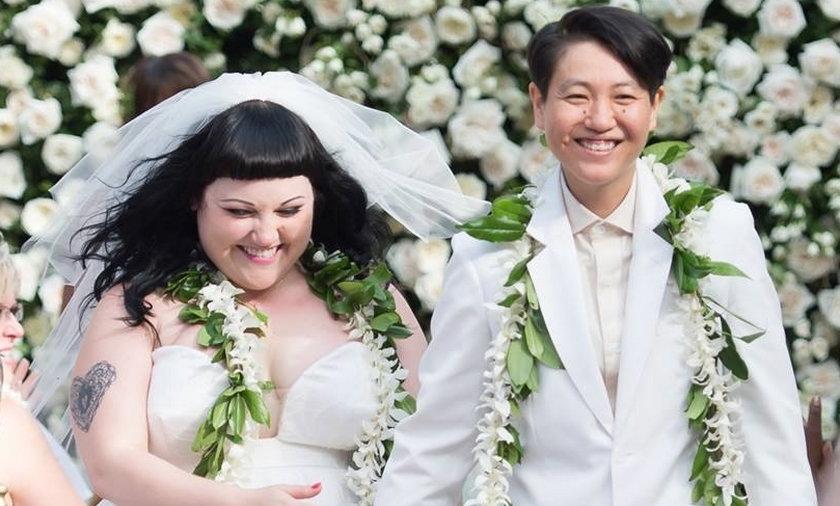 Ślub Beth Ditto