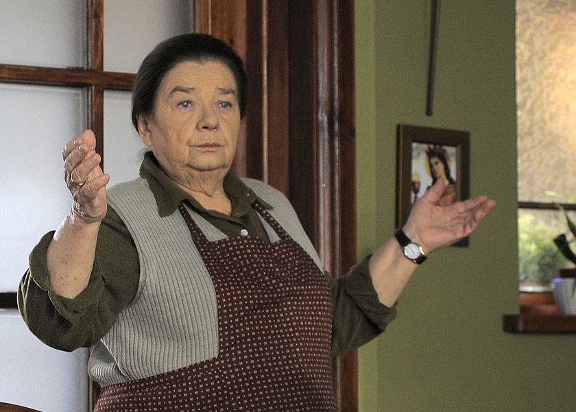 Katarzyna Łaniewska nie żyje. Aktorka miała 87 lat