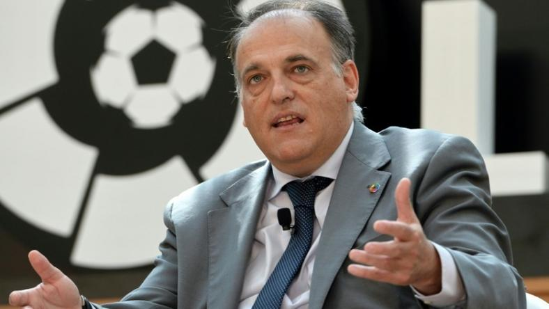 Outspoken La Liga chief Javier Tebas says Manchester City and Paris Saint Germain are toys of a state and should be excluded from European competition