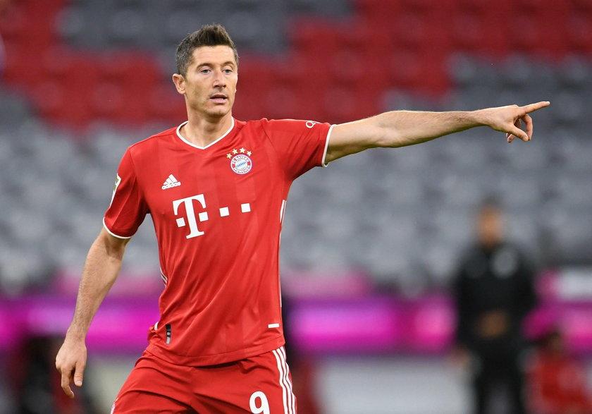Lewandowski w Bayernie jest nie tylko najlepszym strzelcem, ale i liderem całego zespołu
