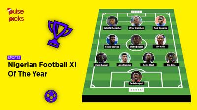 Nigerian football XI of the year [Pulse Picks 2020]