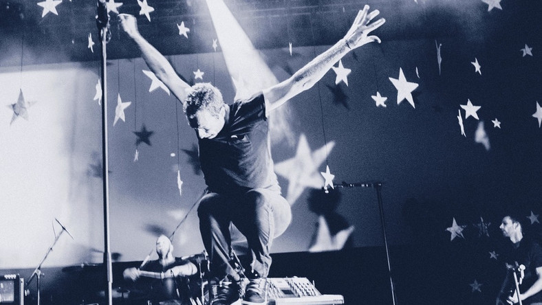 """Coldplay wydaje """"Ghost Stories Live 2014"""" na DVD"""