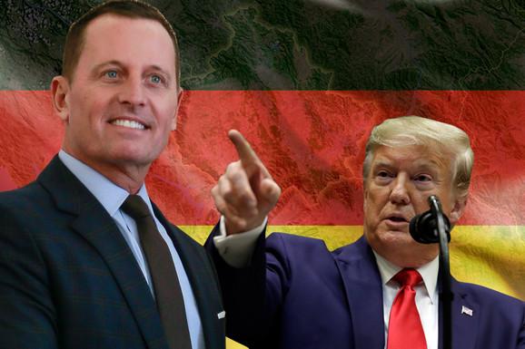 SPECIJALNI ZADATAK AMERIČKOG IZASLANIKA Grenel je Trampov čovek od poverenja za dijalog o Kosovu, ali njegova meta je i NAJMOĆNIJA ČLANICA EU