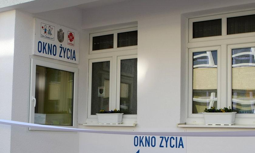 """""""Okno życia"""" w Poznaniu"""