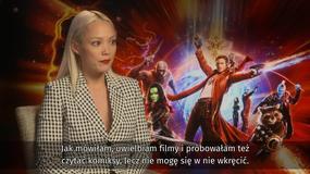 """""""Strażnicy galaktyki vol. 2"""": Pom Klementieff o swojej roli"""