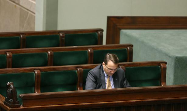 Radosław Sikorski PAP/Tomasz Gzell
