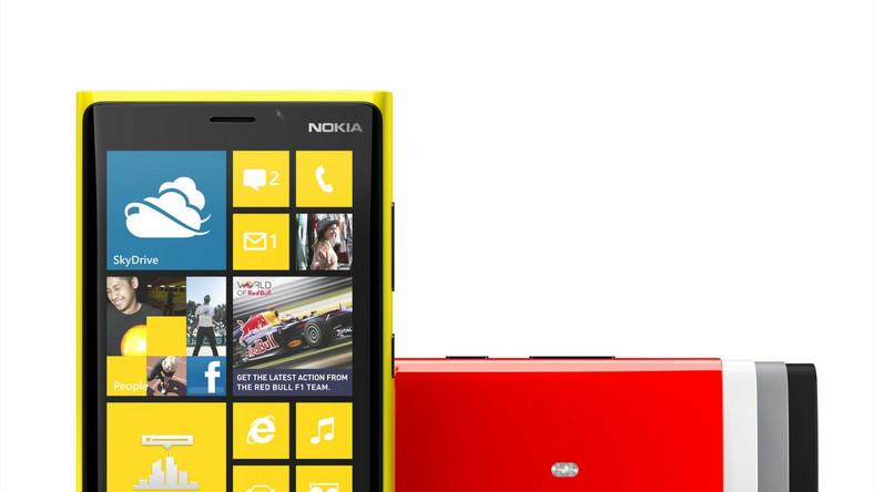 Oto nowa Lumia 920