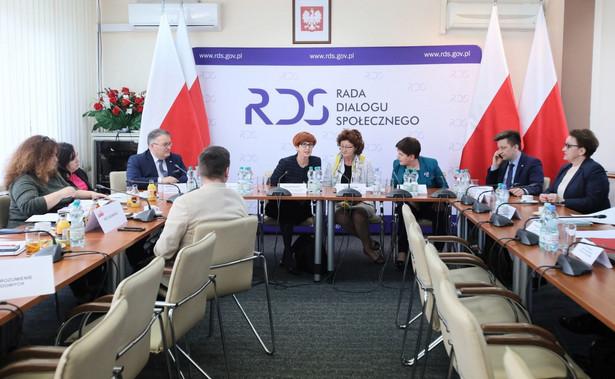 Negocjacje w Centrum Partnerstwa Społecznego Dialog
