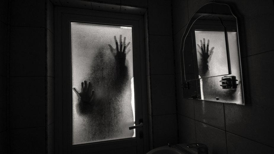 W domach, w których ktoś umarł słychać kroki