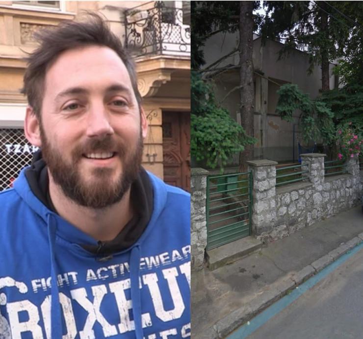 Strugar i kuća Ivane Žigon